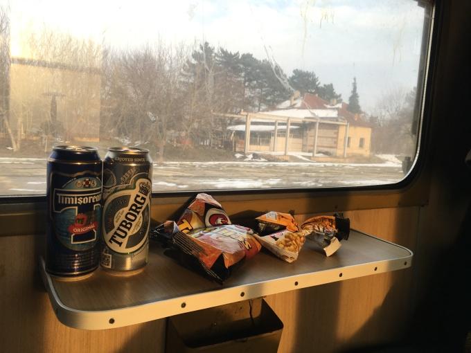 snacks-on-train-bucharest-to-sofia