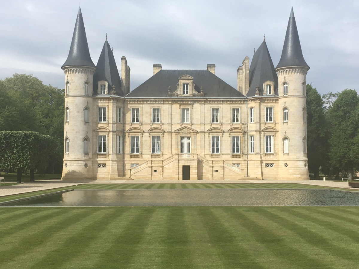 A Girls Weekend in Bordeaux